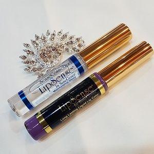 New, Sealed Lilac Lacquer LipSense & Gloss